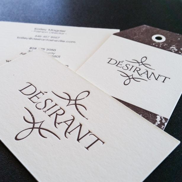 Desirant - Branding