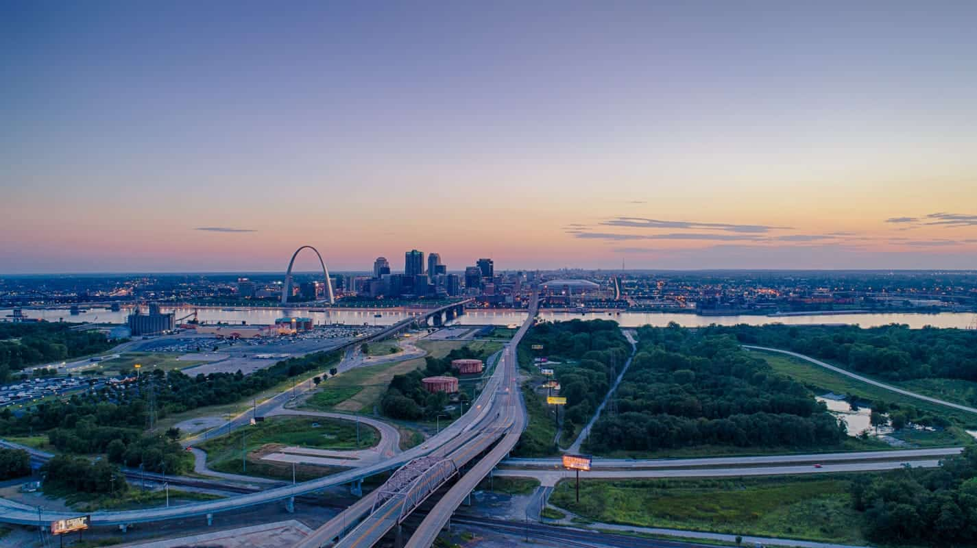 St. Louis, MO - Aerial Photography