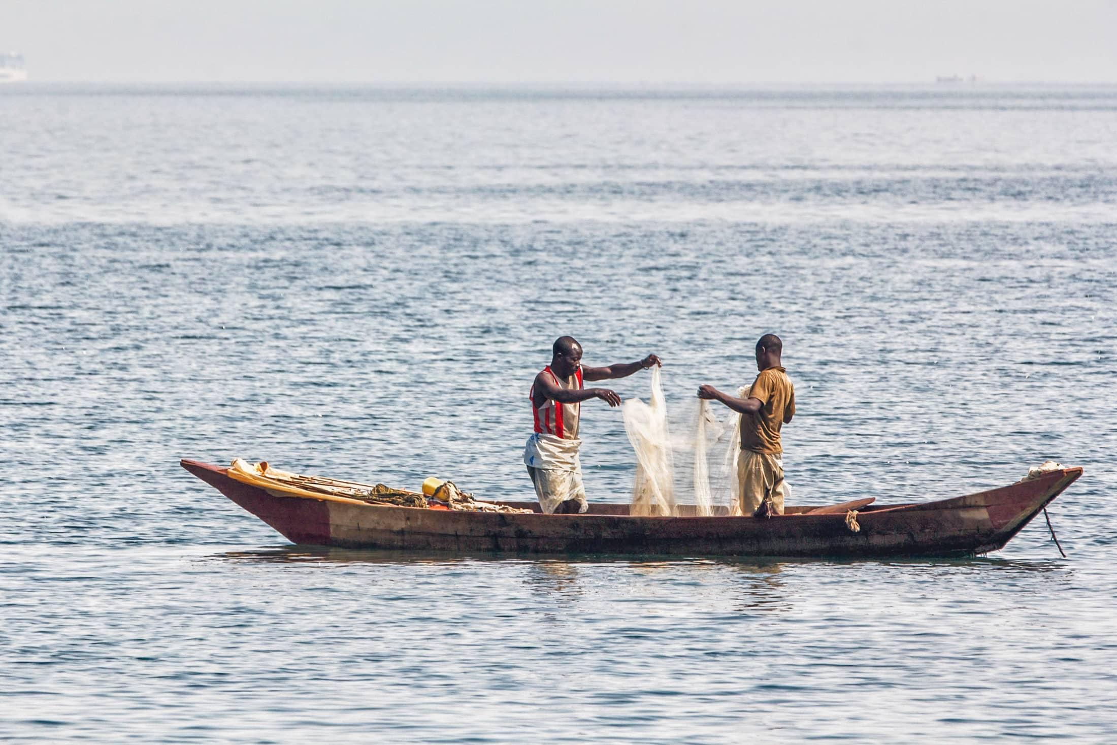 Lake Kivu - Rwanda